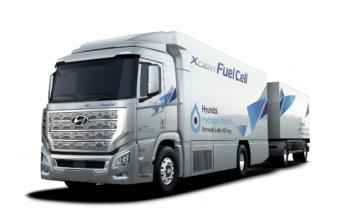 Hyundai's Hydrogen-Powered Truck
