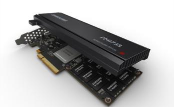 Samsung's New PM1733 SSD