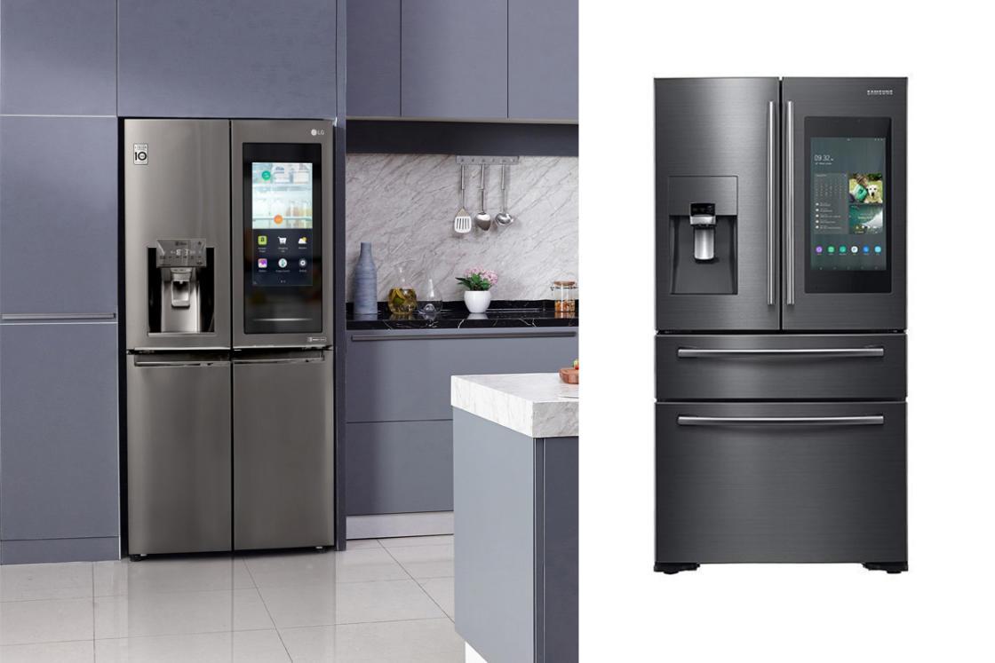 LG-Samsung-CES2020-fridge