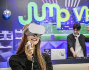 SKT's Jump VR