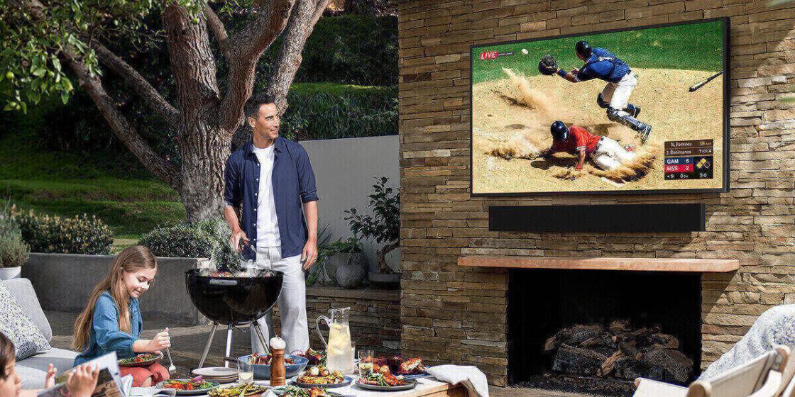 Samsung's The Terrace