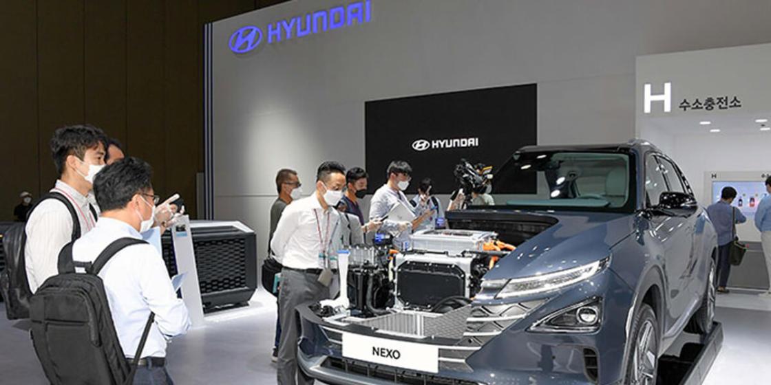 Hyundai's Nexo