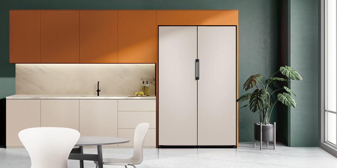 Samsung's RB7300 BMF refrigerator (Samsung Electronics)