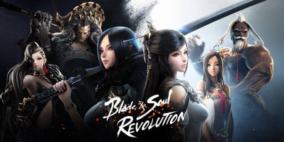 Blade & Soul: Revolution (Netmarble)