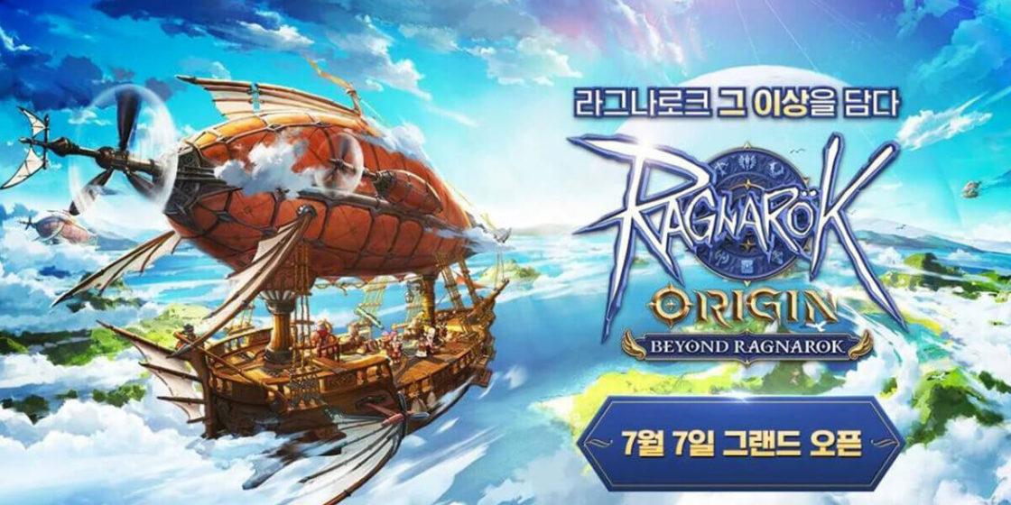 Ragnarok Origin (Gravity)