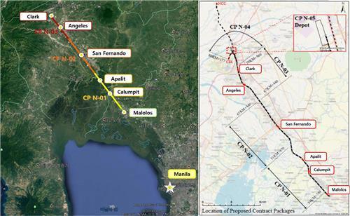 Malolos-Clark Philippine Railway