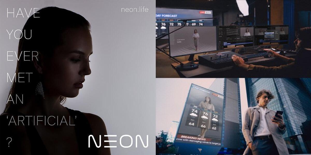 Samsung Partners with CJ OliveNetworks to Develop Neon-Based Biz