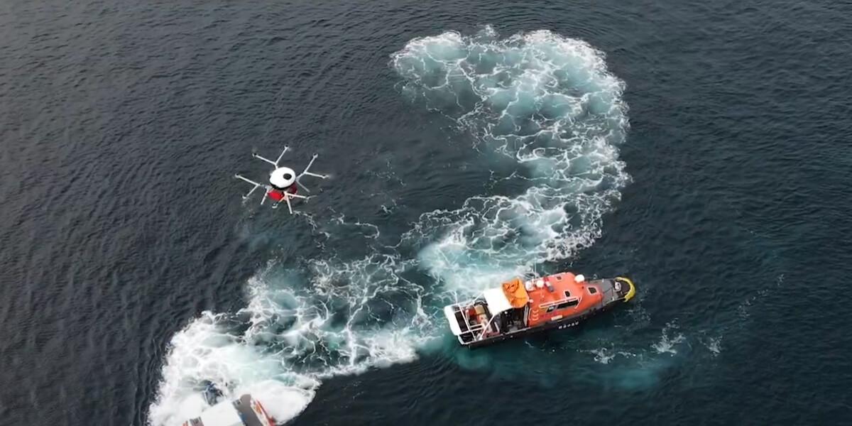 Doosan Mobility to Utilize Hydrogen Drones for Smart Ship Solution