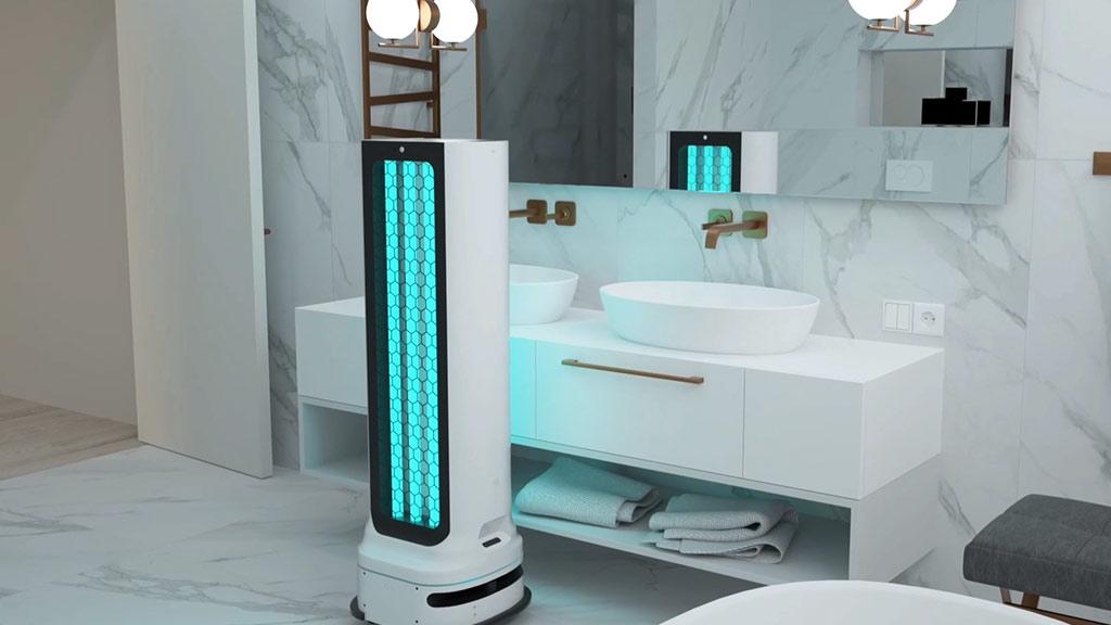 LG Electronics CLOi UV-C