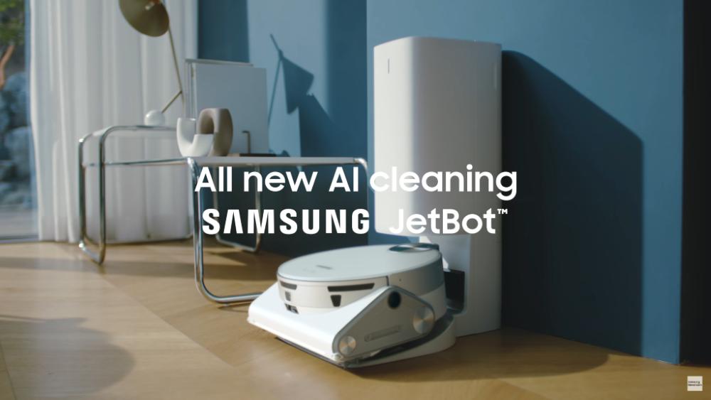 Samsung's JetBot 90 AI+