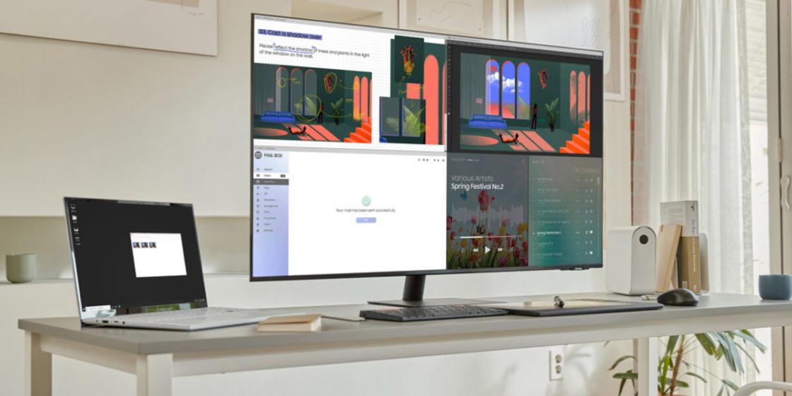 Samsung Electronics' Smart Monitor Series